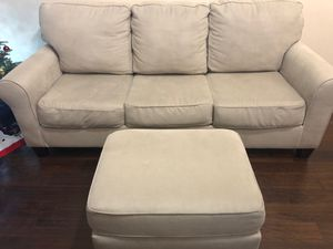 Ashley furniture couch, ottoman, chair. for Sale in Murfreesboro, TN