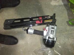 Husky nail gun litterly new used one time for Sale in Seattle, WA