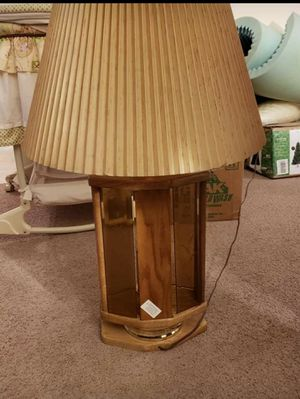 Two nice working lamps for Sale in Tulsa, OK