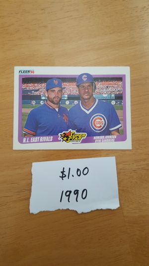 1 baseball card. for Sale in Delray Beach, FL