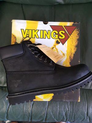 Botas de trabajo Work Boots Vikings NEW for Sale in Miami, FL
