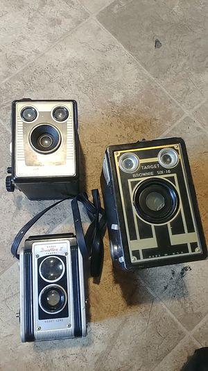 Vintage cameras for Sale in Portland, OR