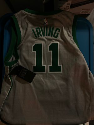 Kyrie Irving celtics Jersey for Sale in Morton, PA