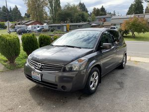 Nissan Quest for Sale in Federal Way, WA