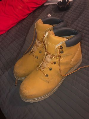 Size 13 dexter work boots hard toe wanting 30$ for Sale in Columbus, OH
