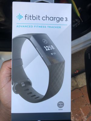 FITBIT CHARGE 3 for Sale in Brooklyn, NY