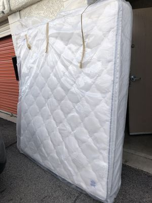 Double pillow top king mattress brand new for Sale in Las Vegas, NV