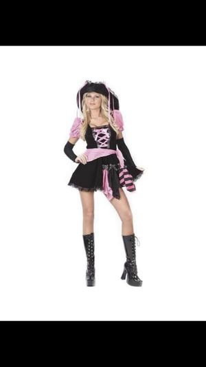Women's Punk Pirate Costume for Sale in North Las Vegas, NV