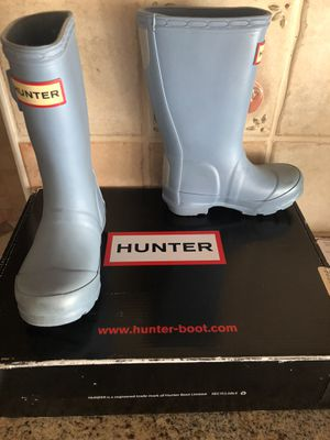 Hunter rain boot for Sale in Staten Island, NY