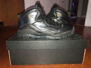 Air Jordan Retro 10 for Sale in Peoria, IL