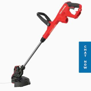 CRAFTSMAN6.5-Amp 14-in Corded Electric String Trimmer for Sale in Rancho Cucamonga, CA