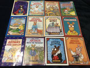 Arthur books for Sale in Everett, WA