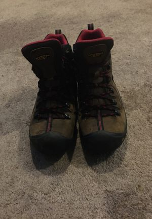 Size 9 keen work boots for Sale in Tacoma, WA