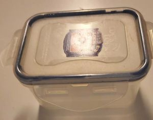 Lock & Lock Stackable Airtight Food Storage Kitchen Plastic Container for Sale in Queens, NY