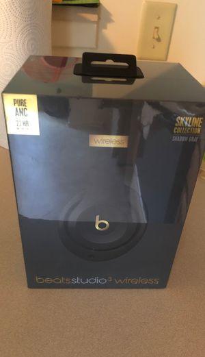 Beats Studio 3 wireless for Sale in Evansville, IN