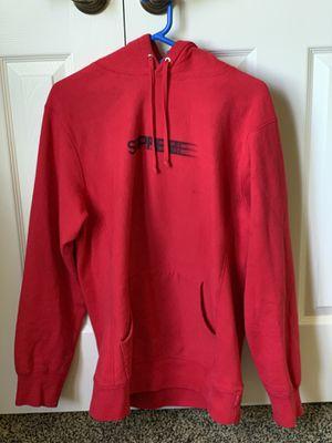 Supreme motion hoodie large for Sale in Wayne, NJ