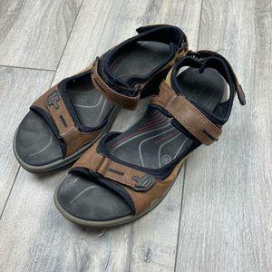 Ecco sandals* size 38 women's 7-7.5* great shape for Sale in Spokane, WA