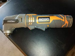 MULTITOOL RIDGID BATTERY ANDREW CHARGER INCLUDED for Sale in Phoenix, AZ