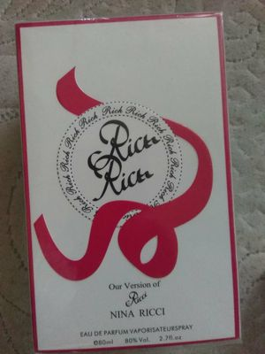 Rich rich perfume version of Nina ricci for Sale in Tampa, FL