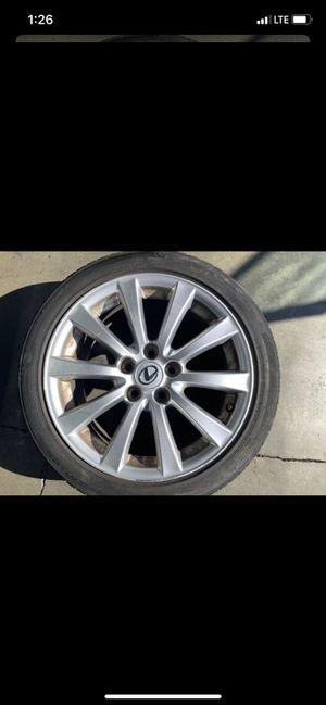 Lexus rims for Sale in Newark, CA