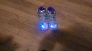 Skechers light size 11.5 for toddler perfect! for Sale in Jamaica, NY