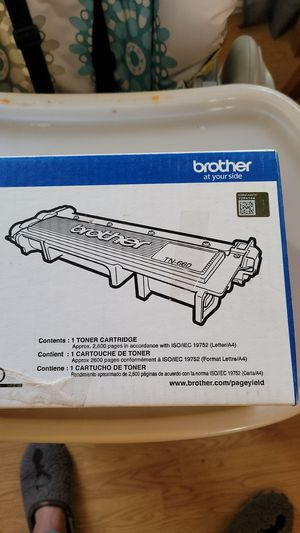 Toner for Brother printer for Sale in Los Angeles, CA
