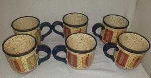 6 Pfaltzgraff Mugs Sedona for Sale in Virginia Beach, VA