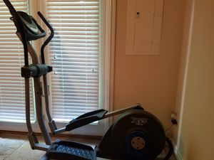 Pro-form XP 130 foldable elliptical. for Sale in Virginia Beach, VA