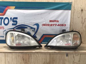 1998-2001 Mercedes Benz ML320-430 Headlights for Sale in Jurupa Valley, CA