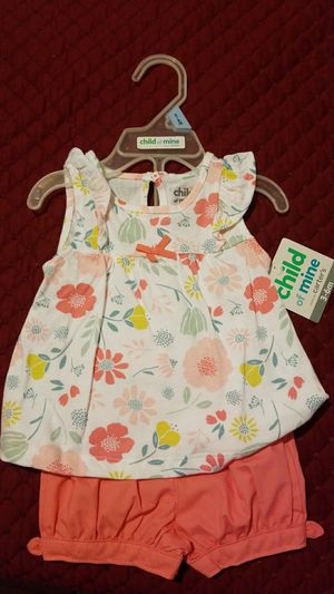 3/6 months girl clothes for Sale in Kingsville, MD