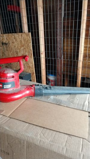 Electric leaf blower for Sale in Webster Groves, MO