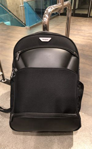 TARGUS MOBILE VIP BACKPACK for Sale for sale  New York, NY