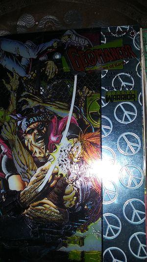 Comics Valiant Geomancer 1 and 2 for Sale in Hemet, CA