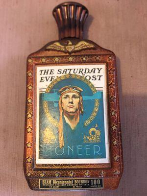 BEAM Bicentennial Bourbon bottle antique collectibles for Sale in Union City, CA