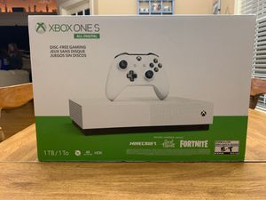 Xbox One S all digital for Sale in Lillington, NC