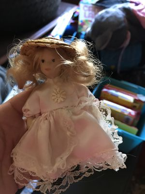 Small American girl doll for Sale in Prince George, VA