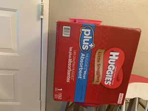 Diapers new !! for Sale in Nashville, TN