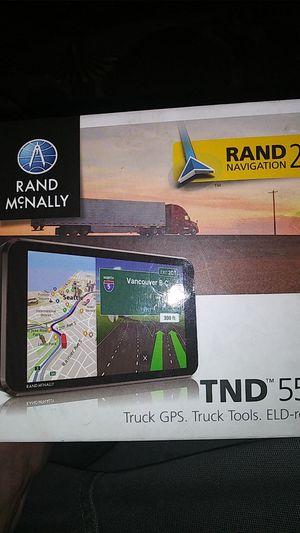 Rand mcnally 550 gps for Sale in Lakewood, WA