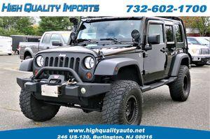 2009 Jeep Wrangler for Sale in Burlington, NJ
