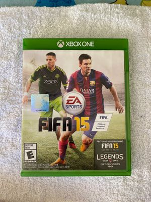 FIFA 15 for Xbox one for Sale in Anaheim, CA
