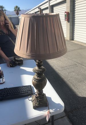 Lamp for Sale in Palm Desert, CA