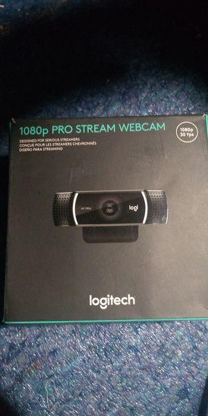 New Logitech 1080p pro webcam for Sale in Sun City Center, FL