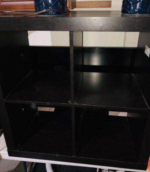 Kids Book Shelve ( no storage boxes available) for Sale in North Las Vegas, NV