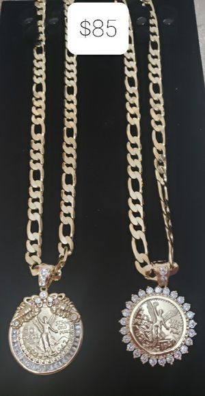 GOLD PLATED CHAINS for Sale in Clovis, CA