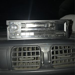 Yamaha cassette player pull out radio for Sale in Compton, CA