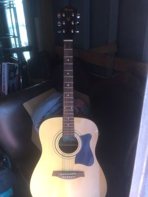 Ibanez acoustic guitar for Sale in Hollywood, FL