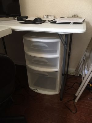 Storage drawers container for Sale in Miramar, FL