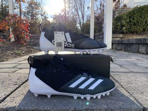 Adidas Football Cleats size 9 for Sale in Woodbridge, VA