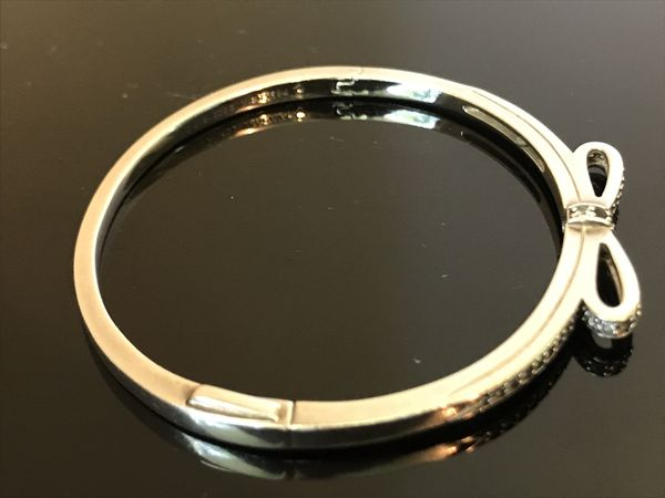Good condition Pandora bracelet plus rings