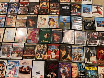Assortment Of DVDs for Sale in Seattle,  WA